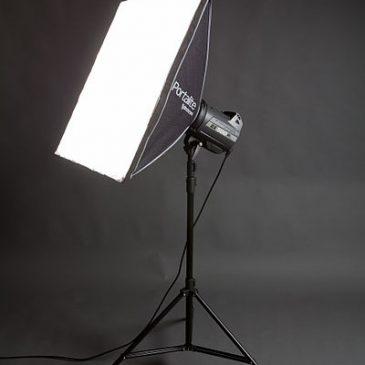 Utilisation d'un appareil photo hybride avec des flashs studio