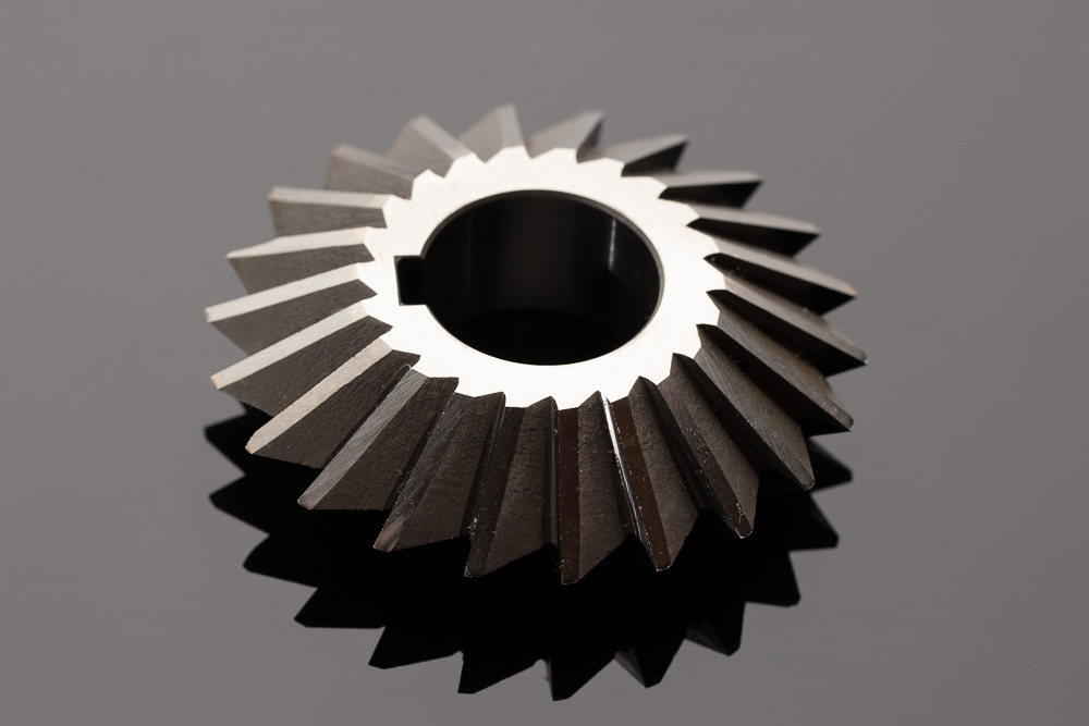 Packshot de matériel polymécanique