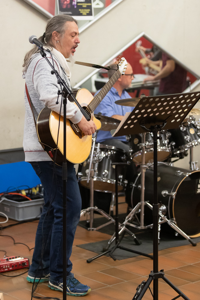 Concert des Blues Métal Jacket à Lausanne