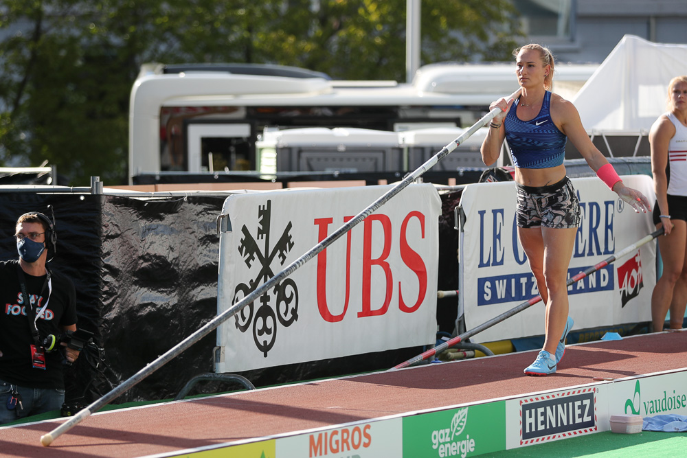 Athletissima - City Event 2020 - Romana Malácová