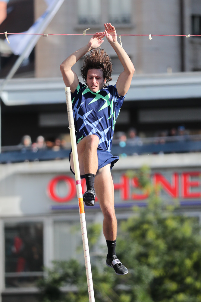 Athletissima - City Event 2020 - Cole Walsh