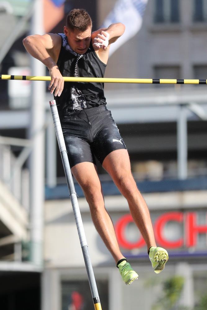Athletissima - City Event 2020 - Pawel Wojciechowski