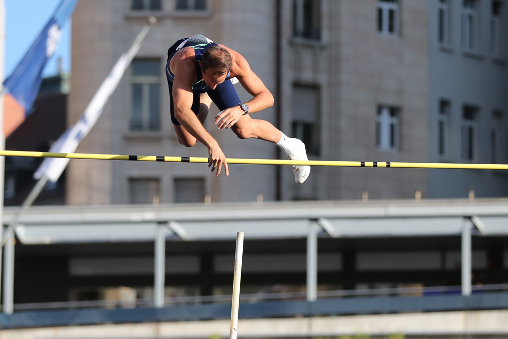 Athletissima - City Event 2020 - Renaud Lavillenie