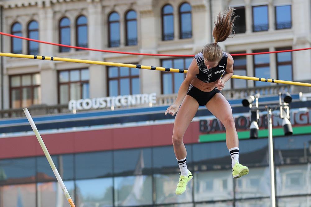 Athletissima - City Event 2020 - Šutej Tina