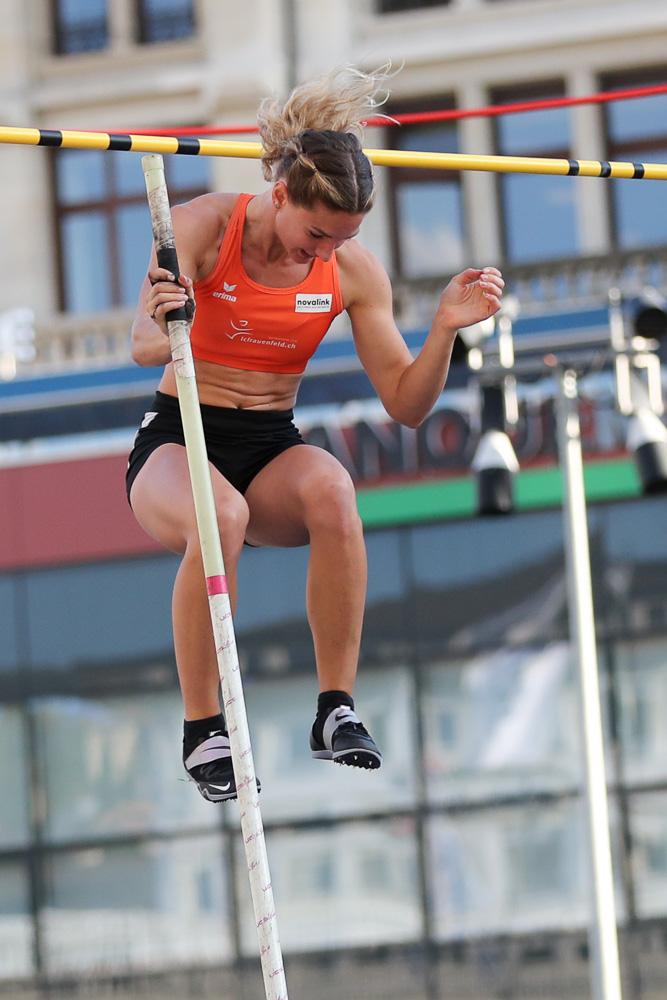 Athletissima - City Event 2020 - Andrina Hodel