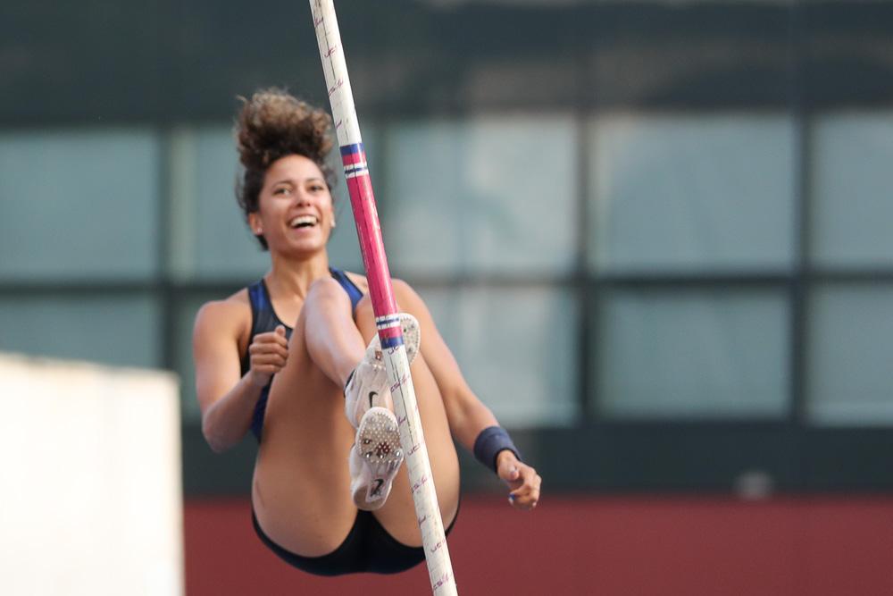 Athletissima - City Event 2020 - Angelica Bengtsson