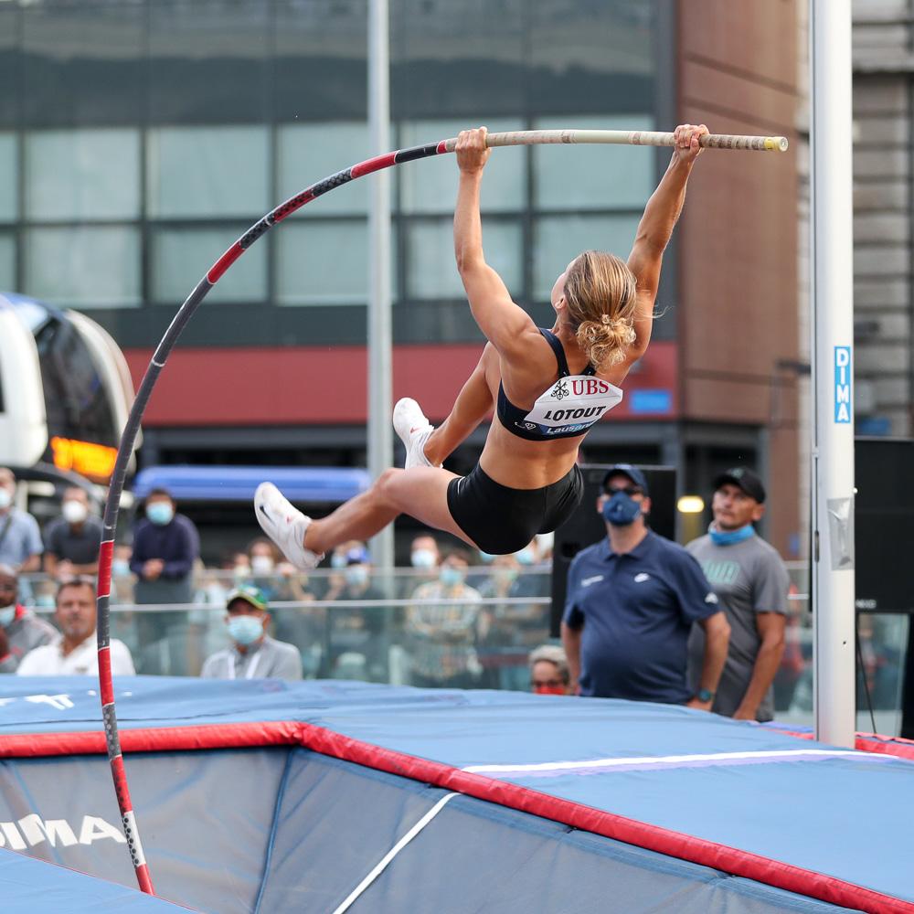 Athletissima - City Event 2020 - Marion Lotout