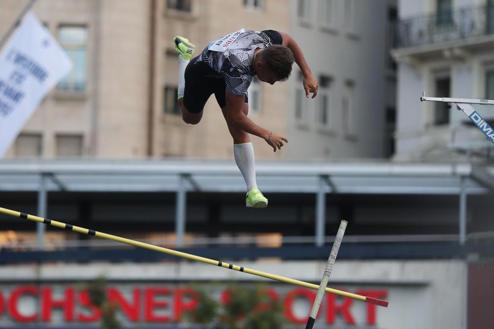 Athletissima - City Event 2020 - Thibaut Collet