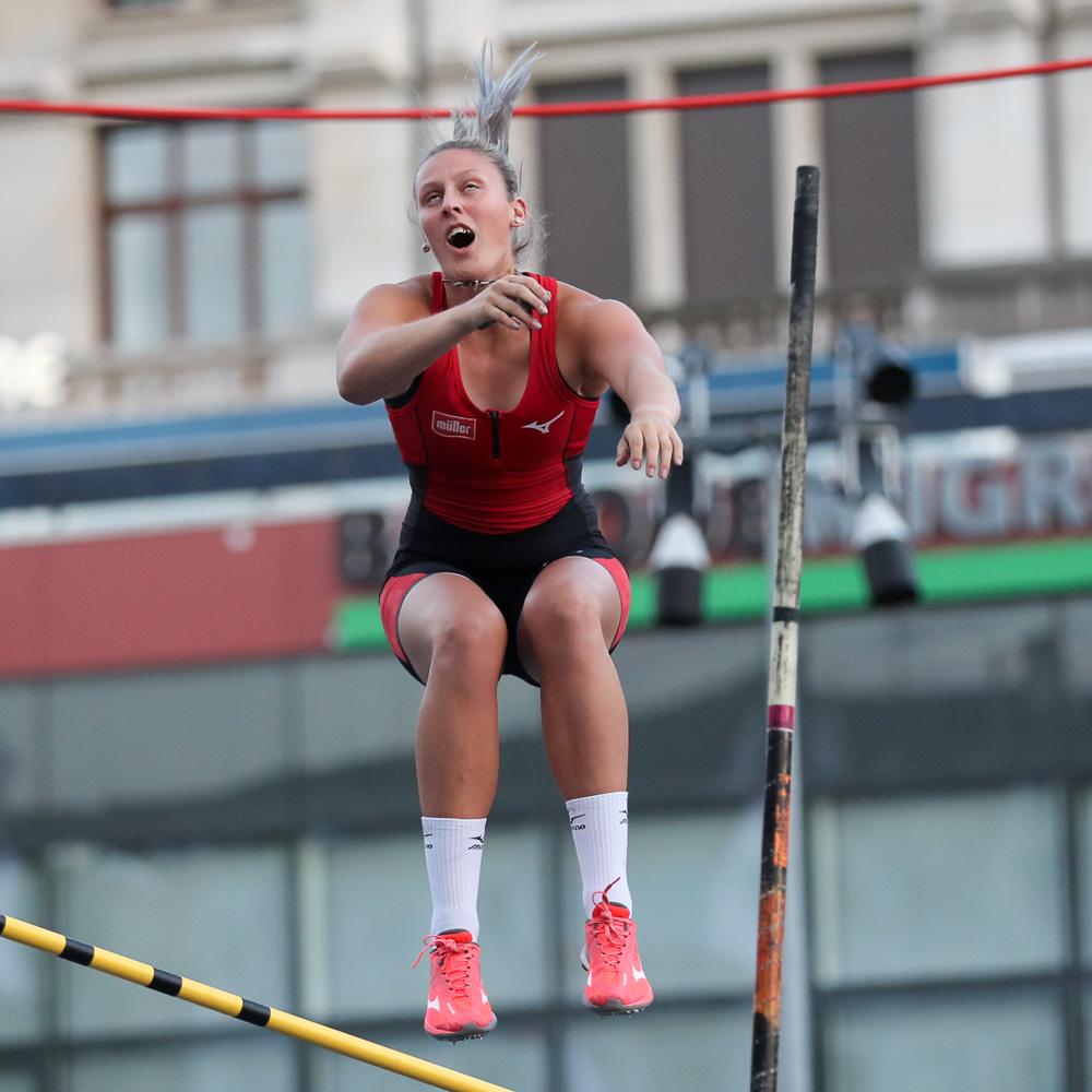 Athletissima - City Event 2020 -Holly Bradshaw