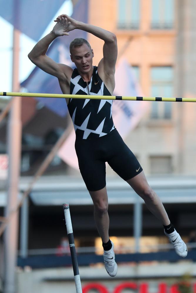 Athletissima - City Event 2020 - Sam Kendricks