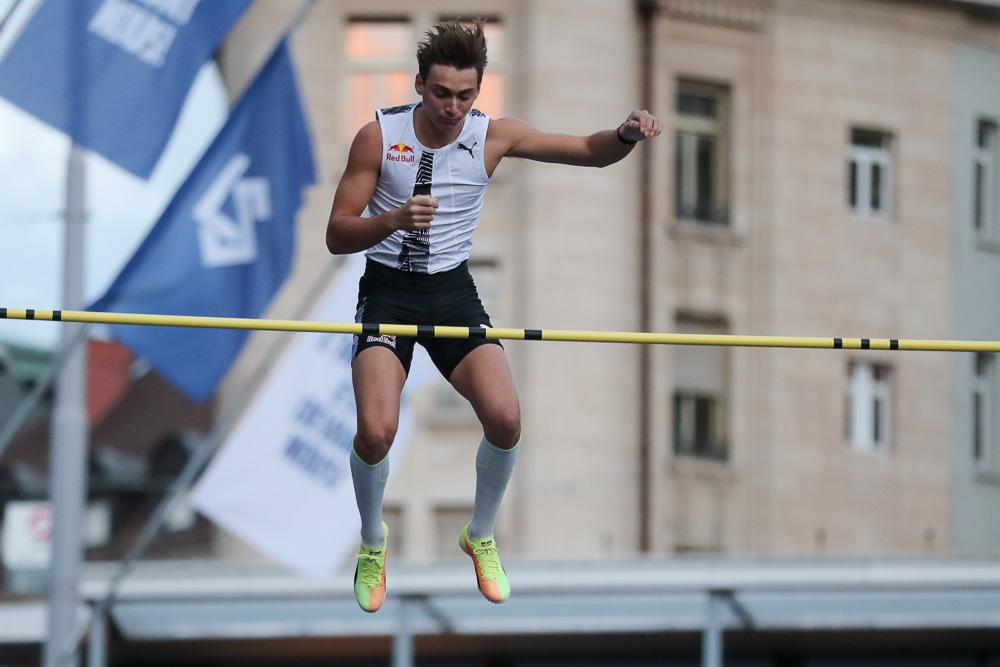 Athletissima - City Event 2020 - Armand Duplantis